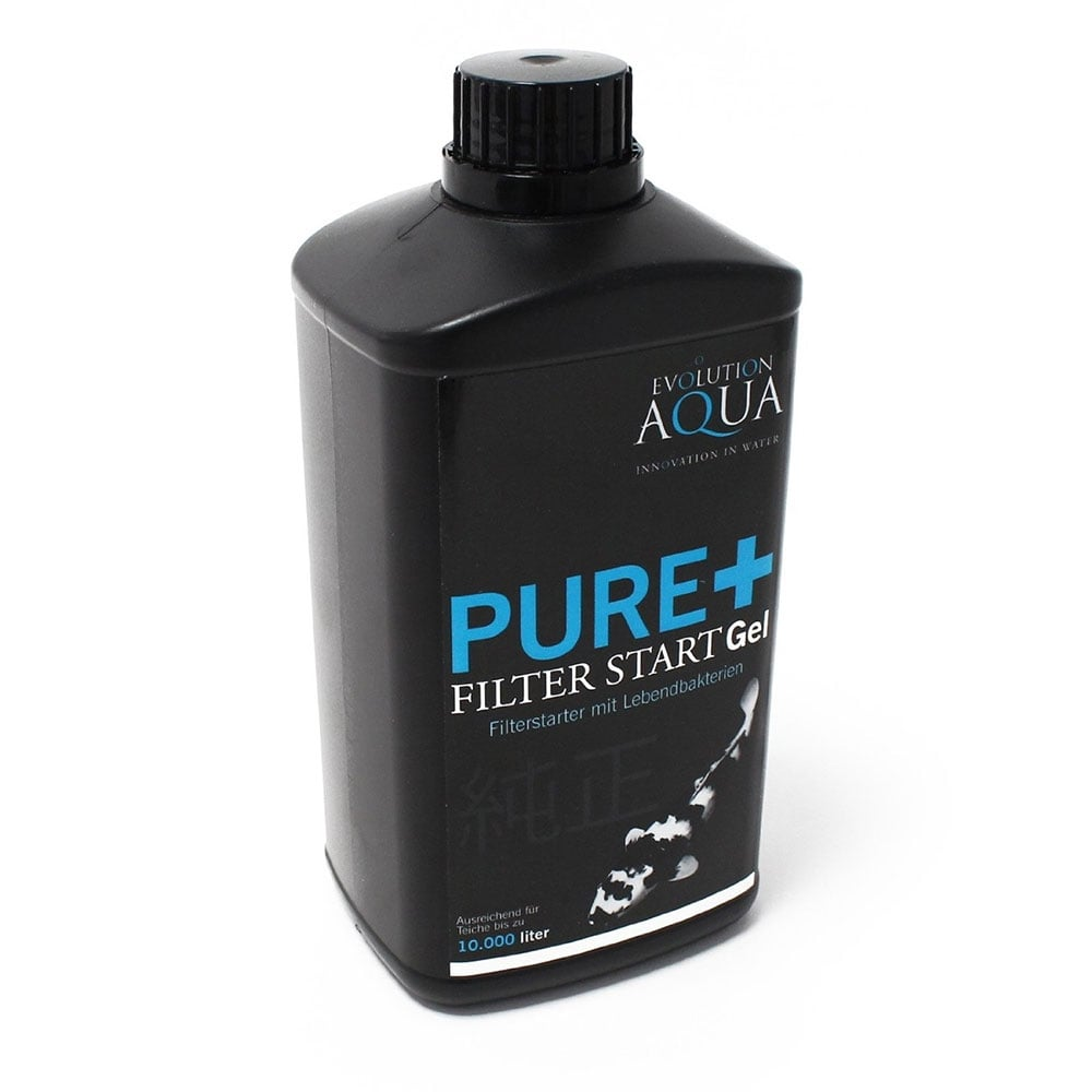 Evolution aqua pure filter start gel pond from pond for Pond filters reviews