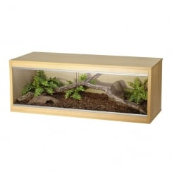 Repti-Home Vivarium Large: Beech