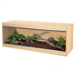 Repti-Home Vivarium Large: Oak