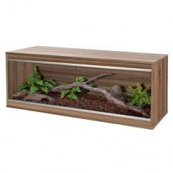 Repti-Home Vivarium Large: Walnut
