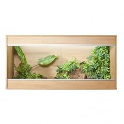 Repti-Home Vivarium Maxi Large: Oak