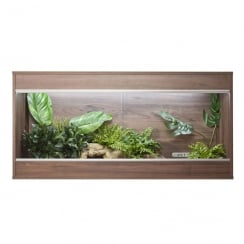 Repti-Home Vivarium Maxi Large: Walnut
