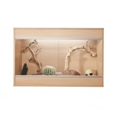 Repti-Home Vivarium Maxi Medium: Beech