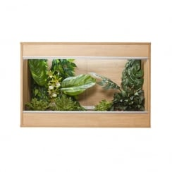 Repti-Home Vivarium Maxi Medium: Oak