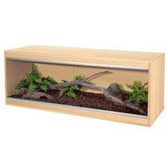 Repti-Home Vivarium Maxi X-Large: Oak