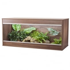 Repti-Home Vivarium Maxi X-Large: Walnut
