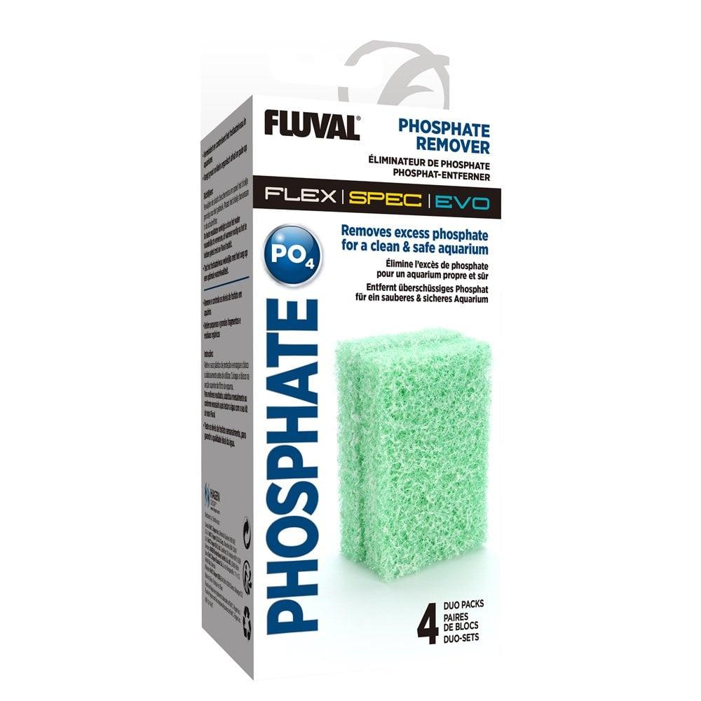 fluval spec evo flex phosphate remover aquarium from pond planet