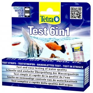 Test 6 in 1 Water Test Kit