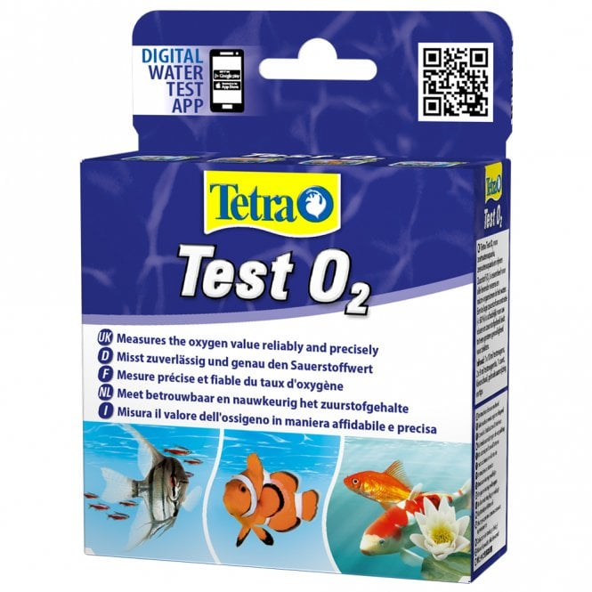 Tetra Test Oxygen Water Test Kit