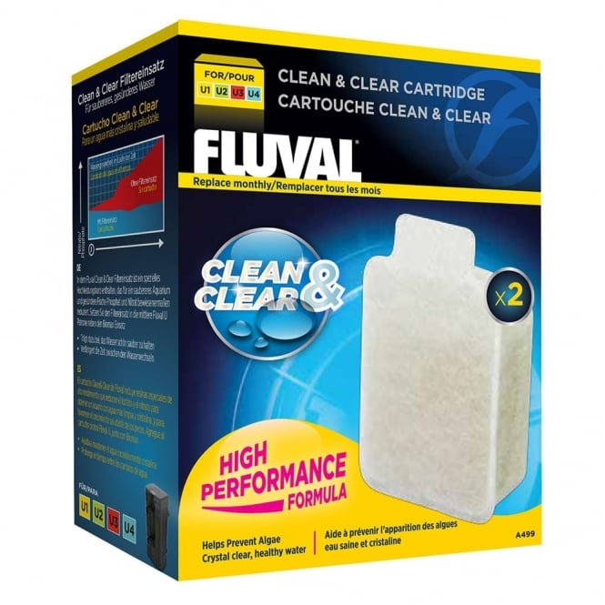 U Clean & Clear Cartridge