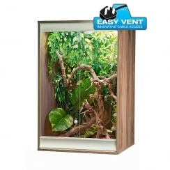 Viva+ Arboreal Vivarium Small: Walnut