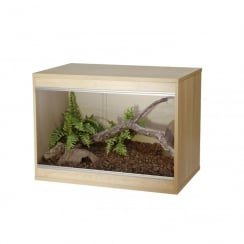 Repti-Home Vivarium Small: Oak