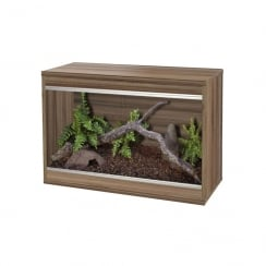 Repti-Home Vivarium Small: Walnut