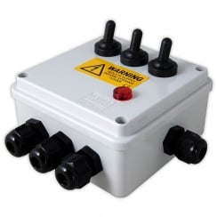 Weatherproof Switch Boxes