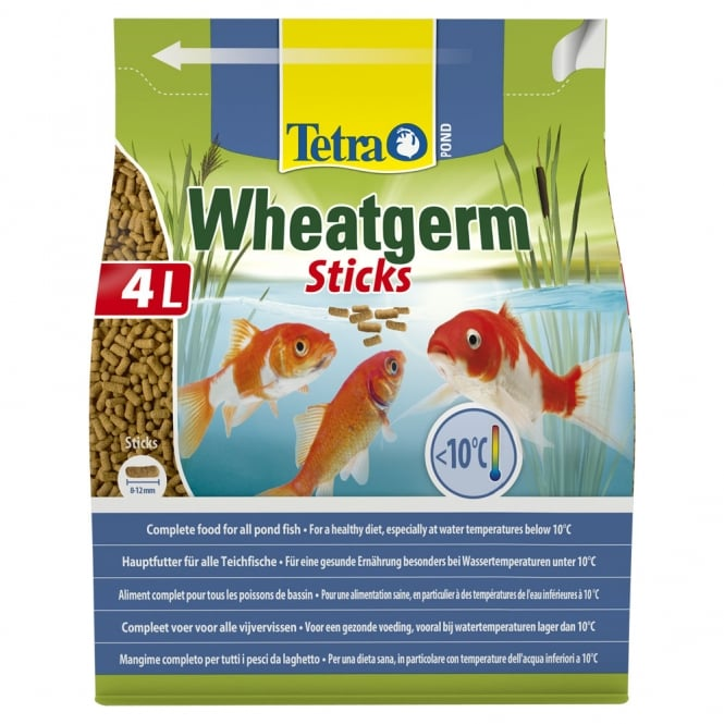 Wheatgerm Sticks